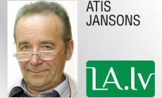 Atis Jansons: Vai satiksme var kļūt drošāka?
