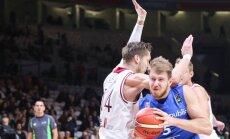 Латвия повторила лучший результат на Евробаскете, но осталась без олимпийской квалификации