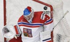 Čehijas hokeja izlase uzvar Eirotūres posmā savā laukumā