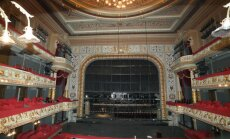 10 tonnas smagais priekškars un lielā gatavošanās - operas ēka atklāšanas gaidās