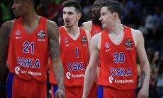 ВЭФ проиграл второй матч ЦСКА в четвертьфинале Единой лиги ВТБ