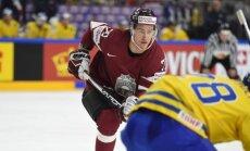 Video: Puče 'Hattrick' hokeja studijā spriež par Latvijas izlases izredzēm PČ ceturtdaļfinālā
