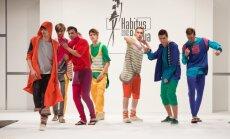 """Победители конкурса молодых художников моды """"Habitus Baltija 2012"""""""