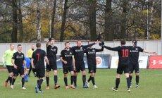 Divi vārti otrajā puslaikā ļauj 'Spartaks' futbolistiem pieveikt RFS