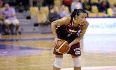 Baško-Melnbārde ar 11 punktiem palīdz 'Basket Landes' komandai sasniegt Eirokausa pusfinālu