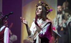 Foto: 'Auļi un Tautumeitas' ar koncertu 'Gorā' sāk ceļojumu pa Latviju
