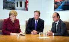 Брюссель передумал вышвыривать Великобританию из ЕС
