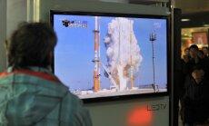 Dienvidkoreja palaidusi kosmisko raķeti ar satelītu