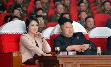 Южнокорейская разведка: Ким Чен Ын стал отцом в третий раз