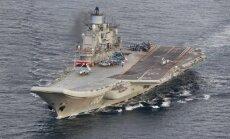 Spānija pārskatīs atļauju Krievijas karakuģiem uzpildīt degvielu savās ostās