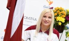 Latvijas delegācijas karognesēja paralimpisko spēļu atklāšanas ceremonijā būs Diāna Dadzīte