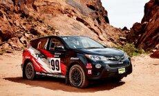 'Toyota RAV4' rallija versijā