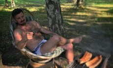 Intars Busulis pārsteidz ar draisku foto