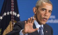 Obama draud iznīcināt 'Daesh' līderus