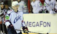 Kuldam atkal vārtu guvums KHL spēlē (22:40)