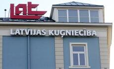 'Latvijas kuģniecība' samazinās pamatkapitālu par 341,5 miljoniem eiro
