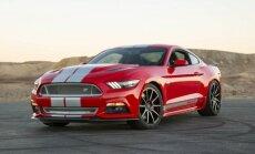 'Shelby' versijā 'Ford Mustang GT' attīsta 700 ZS