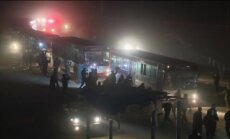 Evakuācija Alepo: autobusi atkal dodas ceļā