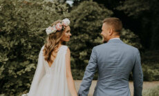 Laulības ostā iestūrējusi TV personība Anna Rozīte