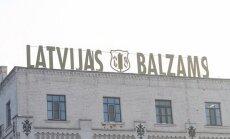 'Latvijas Balzamu' un citus SPI grupas uzņēmumus Baltijā apvieno vienā holdingā