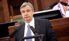 СГД указала министру Шадурскису и депутатам Сейма на недочеты в декларациях о доходах