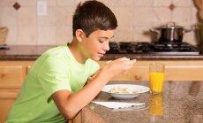 Uztura skola aicina skolēnus bez maksas apgūt zinības par veselīgu ēšanu