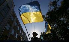 Vairums ukraiņu iebilst pret oficiāla statusa piešķiršanu krievu valodai, secināts aptaujā