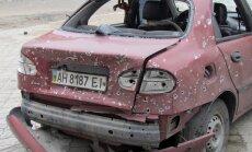 Mariupole pēc traģēdijas: postījumi un piemiņa