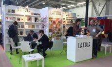 Latvija piedalās Londonas grāmatu tirgū ar nacionālo stendu