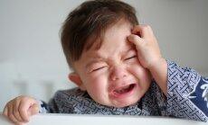 Pneimokoku meningīts – viena no bīstamākajām mazu bērnu slimībām. Kā atpazīt
