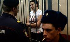 ASV pieprasa Krievijai atbrīvot ukraiņu piloti un režisoru