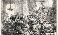 Atklās Reformācijas kustības 500. gadadienai veltītu grafiku izstādi