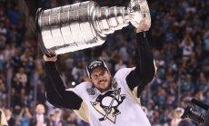 Pitsburgas 'Penguins' ceturto reizi izcīna Stenlija kausu