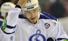 Karsuma un Daugaviņa gūtie vārti nodrošina Maskavas 'Dinamo' panākumu pār KHL līdervienību CSKA
