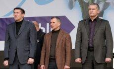 Ukrainas Ģenerālprokuratūra ļauj arestēt Krimas premjeru un parlamenta spīkeru