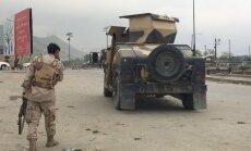 Kaujinieku uzbrukumā Kabulā vismaz 28 nogalinātie