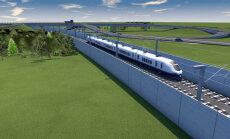 С сокращением помощи ЕС может затянуться реализация проекта Rail Baltica