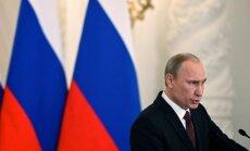 Krievija respektēs Ukrainas vēlēšanu iznākumu, sola Putins