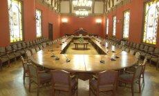 'Saskaņa' ar 'Vienotību' turpmāk dalīs lielākās frakcijas statusu Saeimā