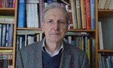 LMA profesors Eduards Kļaviņš: 'Mākslas galvenā vērtība ir estētiskais gandarījums'