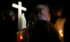 Pāvesta sūtnis Latvijā aicina aizstāvēt dzīvību un cienīt ģimeni