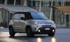'Fiat 500L' speciālajā 'Beats' versijā ar 'Mopar' aksesuāriem