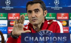 Valverde kļuvis par 'FC Barcelona' galveno treneri