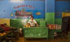 Foto: Kā izskatījās Kubas veikaliņos un tirgotavās, pirms tie tika atvērti amerikāņiem