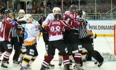 'Rīgas' hokejisti ar zaudējumu sāk MHL izslēgšanas cīņas
