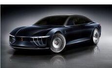 'Italdesign' radījis potenciālu 'Audi' flagmani