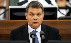 'Vienotības' frakcijas vadītāja vietnieks Šadurska vietā būs Aldis Adamovičs