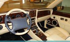 Arī otrajā izsolē nav intereses par krimināllietā izņemto 'Bentley' kabrioletu