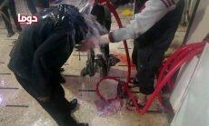 Krievija sagrozījusi pierādījumus par ķīmisko uzbrukumu Sīrijā, pieļauj ASV sūtnis