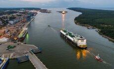 Литва рассчитывает получить больше газа из США